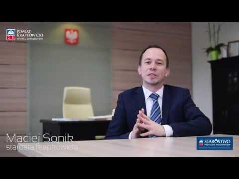 Open space w strefie obsługi klienta Wydziału Komunikacji SP w Krapkowicach - dobra praktyka