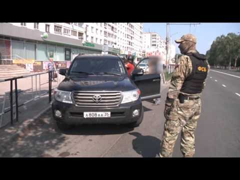 Задержание Ханчаляна в Вологде