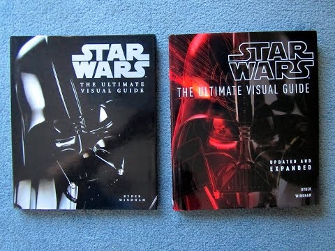 Star Wars: The Ultimate Visual Guide Updates and Expanded BOOK