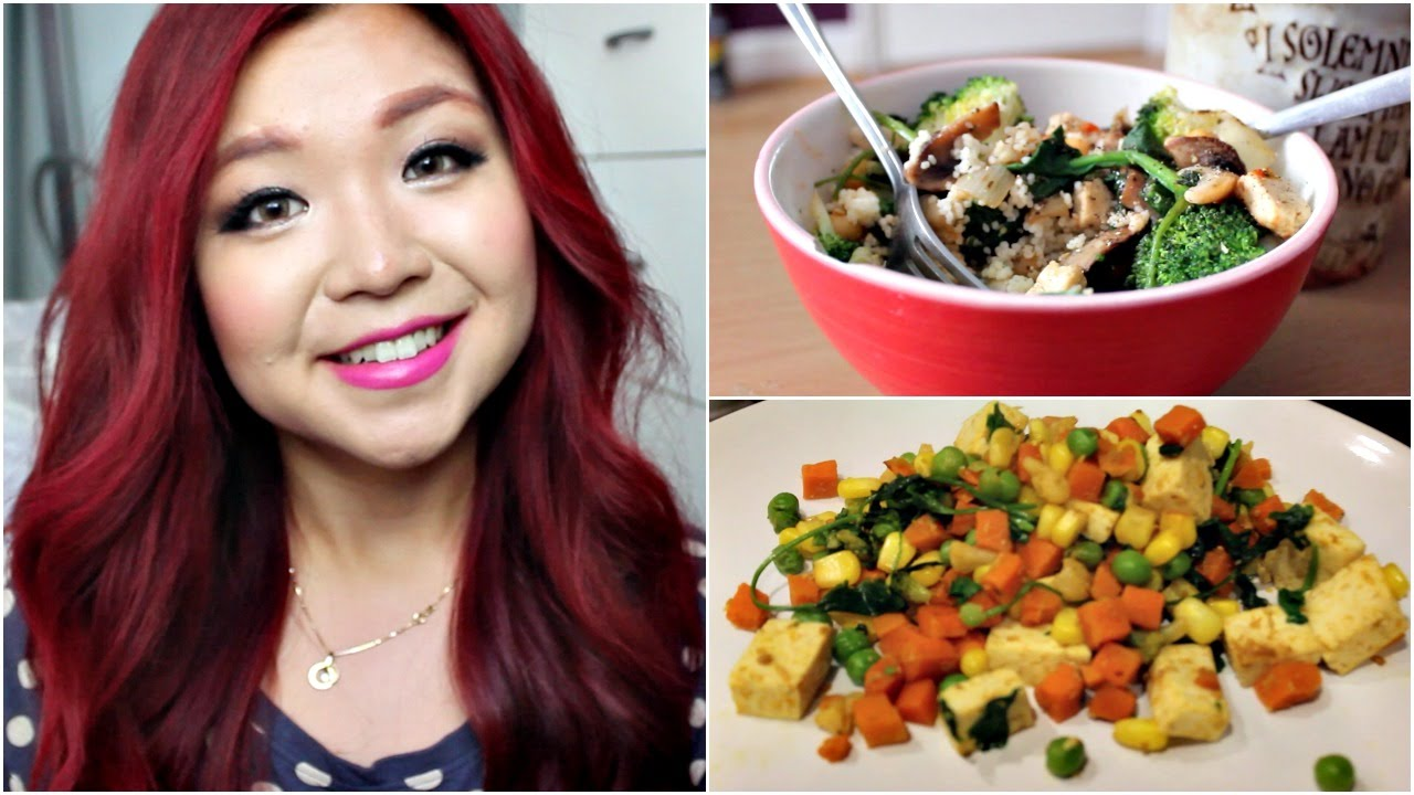 Cheap Lazy Vegan - What I eat in a day + Intro!