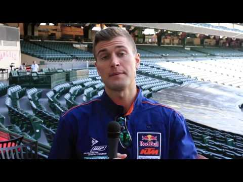 Racer X Films Anaheim 2 Press Day