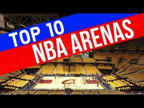 Top 10 Biggest NBA Arenas (2016)