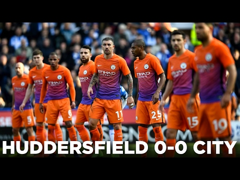 Huddersfield 0-0 Manchester City | One Change Too Many...