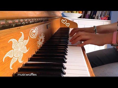Kingdom Dance - piano cover