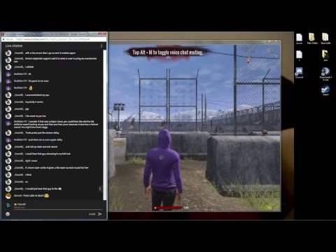 H1Z1 KOTK Playing solos with music !commands