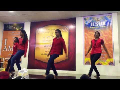 Tamil Christmas Dance / Yesu Pirandhar