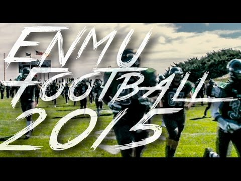 2015 Eastern New Mexico University Highlights
