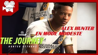 FIFA18: ALEX HUNTER 100% Modeste Film Complet en Français