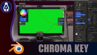 Chroma Key dentro do BLENDER