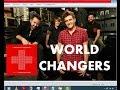 watch he video of Audio Adrenaline - World Changers (Lyrics)