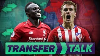 REVEALED: Barcelona To Trigger Antoine Griezmann's New €120 Million Release Clause?!   Transfer Talk