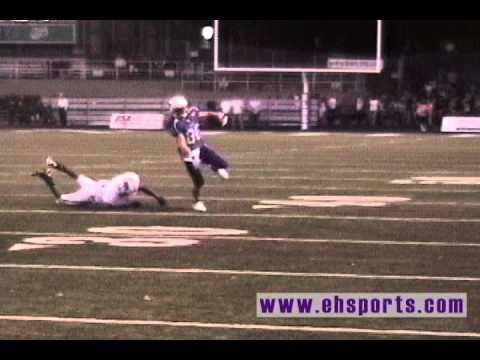 EHSports.com - Nick Olthaus scores his second touchdown