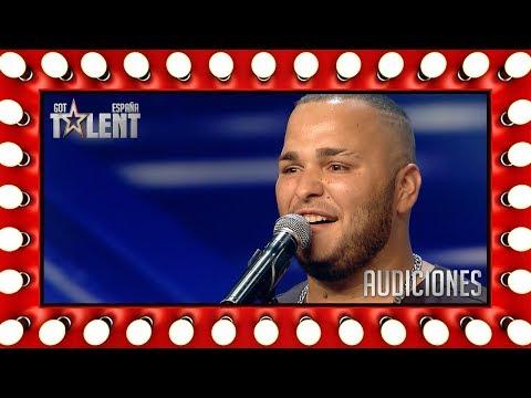 Gitano y rapea: pasa del machismo, el flamenco y clichés | Audiciones 2 | Got Talent España 2018