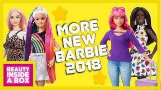MORE NEW BARBIE Autumn 2018 - My Thoughts & Opinions (Fashionistas, Dreamhouse Adventures)