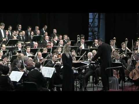 Leonard Bernstein: KADDISH, Jana Wallingerová, Filharmonie Brno, ČFSB, L.Svárovský, S.Červená