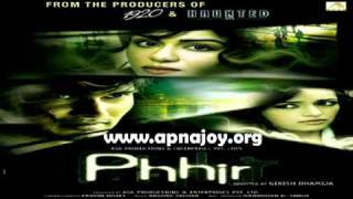 Yaadein - Sharib Sabri - Phhir (2011) Hindi Movie Full Song