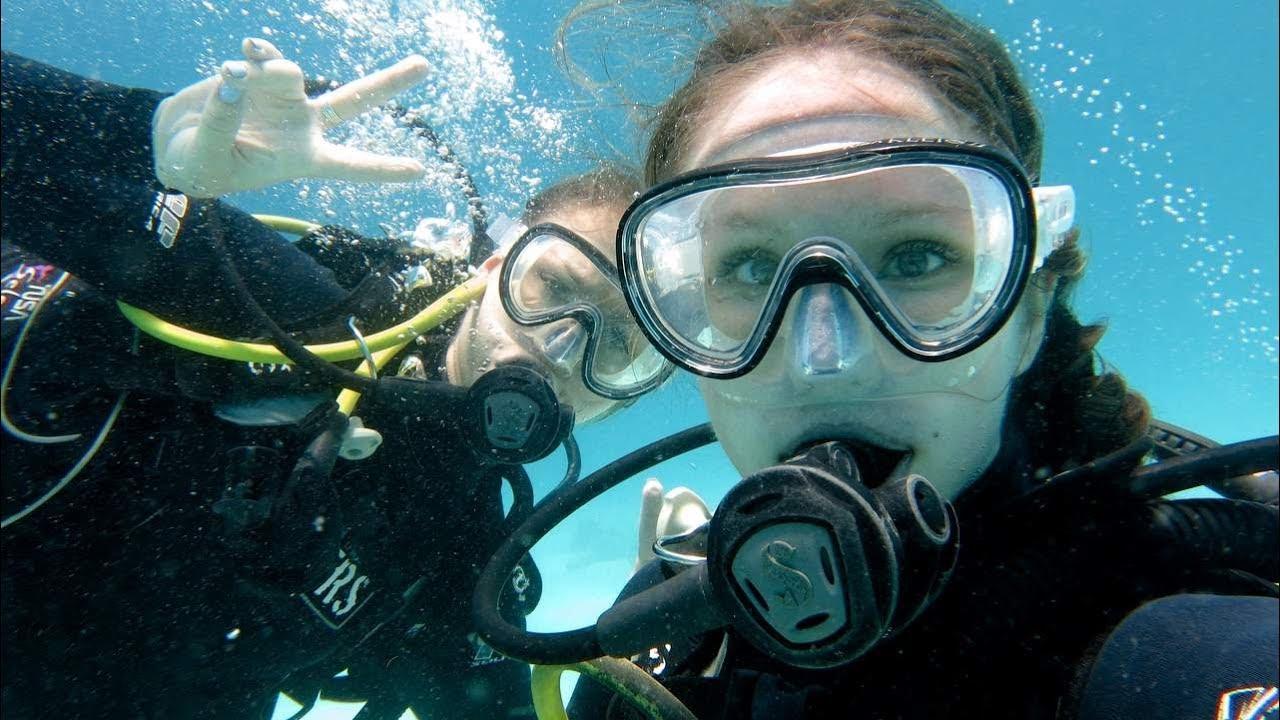 Discover Scuba Diving, Zanzibar - YouTube