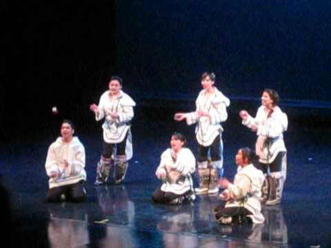 TNQ Cultural Contingent Performing In The Cultural Gala At The Yukon Arts Centre