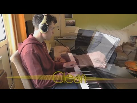 Taylor Swift - Clean - Piano Cover - Slower Ballad Cover