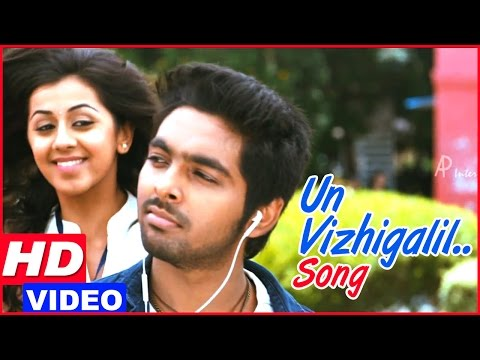 Darliing Tamil Movie - GV Prakash learns the truth about Nikki Galrani | Un Vizhigalil Song