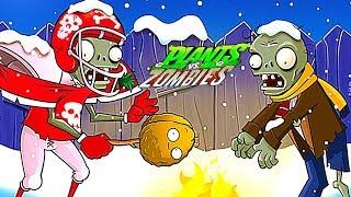РАСТЕНИЯ ПРОТИВ ЗОМБИ САД ДЗЕН в игре plants vs zombies битва продолжается новые уровни зомби