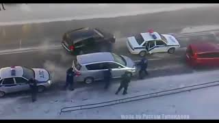 Russian special forces against the russian mafia