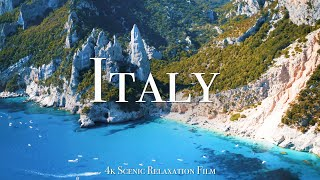 Italy 4K - Scenic Relaxation Film With Calming Music
