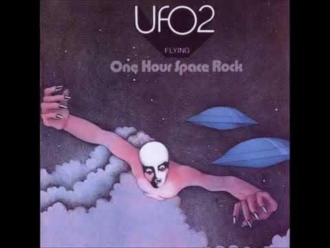 UFO   UFO 2  Flying Full Album 1971