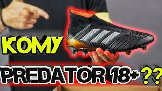 САМЫЕ ЗЛЫЕ БУТСЫ ! \ Обзор  Adidas Predator 18+ \ Бутсы Погба