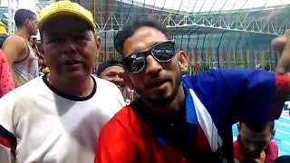 Samarios expresan su pasión por el Boxeo en los Juegos Bolivarianos 2017