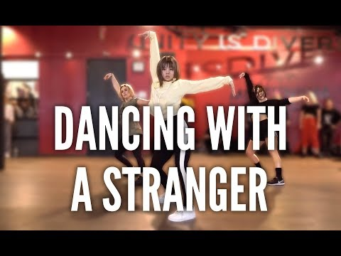 SAM SMITH & NORMANI - Dancing With A Stranger  Kyle Hanagami Choreography