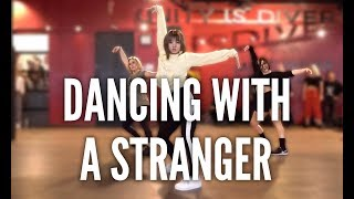 Cover images SAM SMITH & NORMANI - Dancing With A Stranger | Kyle Hanagami Choreography