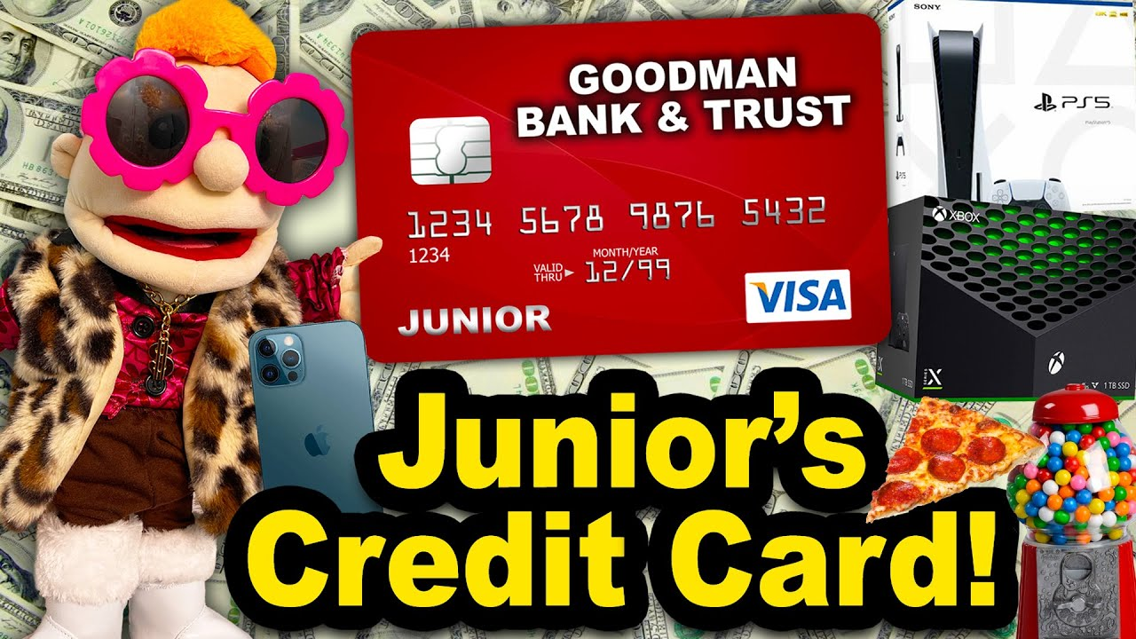 Download SML Movie: Junior's Credit Card!