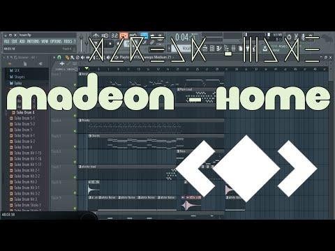Madeon - Home - Fl Studio Remake