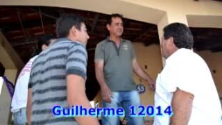 Morro Agudo de Goiás também está com o Guilherme 12014