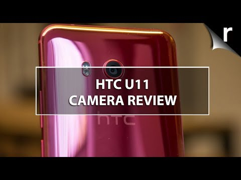 HTC U11 Camera Review: Best mobile camera 2017?