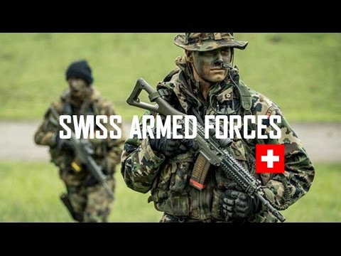 Swiss Armed Forces 2017