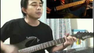 Eraserheads - Pare ko guitar cover