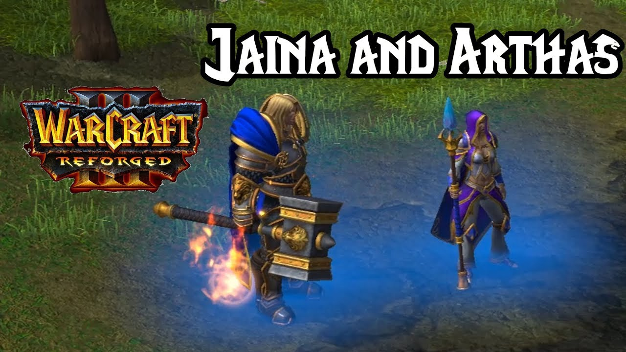 Warcraft 3 Reforged Scourge Of Lordaeron Campaign Walkthrough