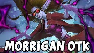 Improved Dr. Morrigan OTK Combo
