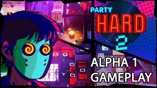 Party Hard 2 Alpha 1 Gameplay