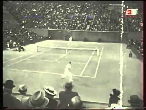 Budge vs Menzel 1938