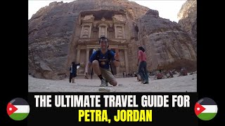 The Ultimate Petra, Jordan Travel Guide with Helpful Money Saving Tips
