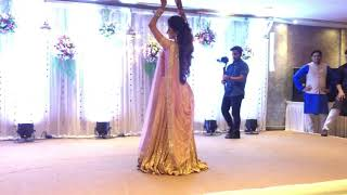 Best Bride GanGaur's Solo Performance | Dedication To In Laws | Shubhaarambh | Kai Po Che
