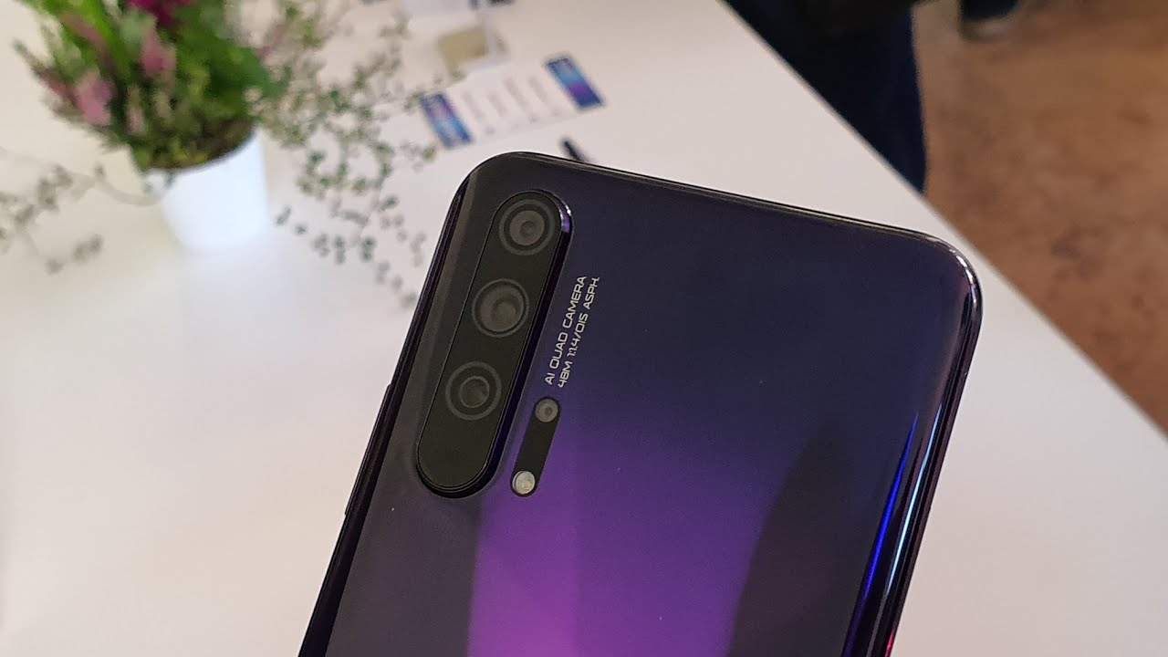 Honor 20 Android 10
