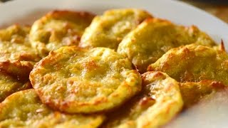 Готовим блюдо для всей семьи  картофельные оладьи с румяной корочкой!