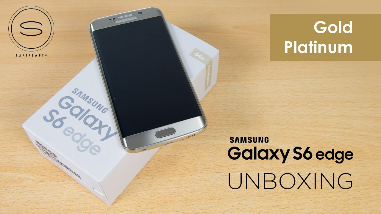 youtube unboxing impressions platinum gold first watch galaxy samsung