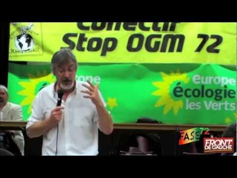 OGM - AFFAIRE SERALINI, Christian VELOT, un chercheur opposé aux OGM, décrypte les enjeux cachés.