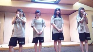 ライブプロ所属美少女アイドルグループ・『フルーティー』小原優花、北...