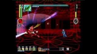 Mega Man Network Transmission - Zero Battle No Damage